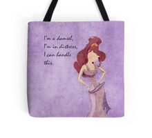 Hercules inspired design (Meg) Tote Bag