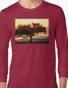 Sunrise Clairview, MangroveTree  Long Sleeve T-Shirt
