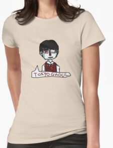 Seeing Red - Tokyo Ghoul Womens Fitted T-Shirt
