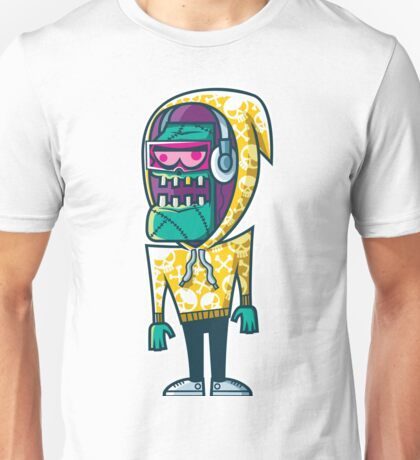 Graffiti Monster Unisex T-Shirt