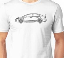 Civic Type R FD2 Unisex T-Shirt