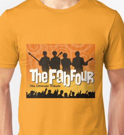 music the fab four 3 Unisex T-Shirt
