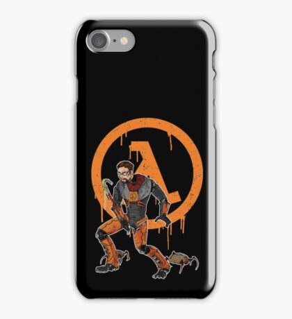 Wake up, Mr. Freeman iPhone Case/Skin