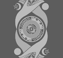 Spiritual Compass (silver) by IggyMarauder