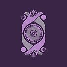 Spiritual Compass (lavender) by IggyMarauder