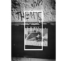 The 1975- Heart Out Photographic Print
