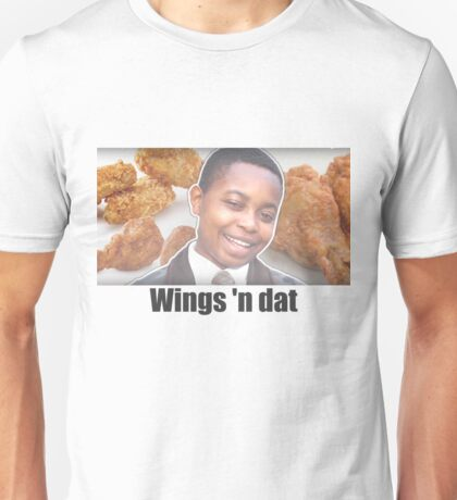 Pengest Munch Chicken Connoisseur Unisex T-Shirt