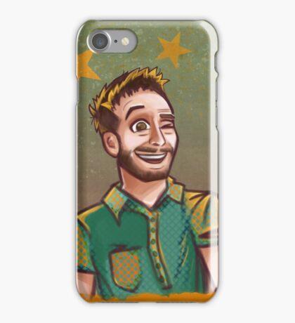 Funhaus - Bruce Greene iPhone Case/Skin