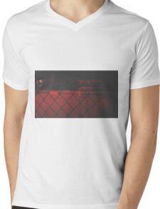 Eerie Mens V-Neck T-Shirt