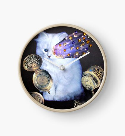 Time Cat Clock