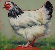 My Little Chickadee by Margaret Stockdale