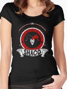 Shaco - The Demon Jester Women's Fitted Scoop T-Shirt