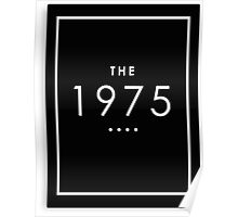 The 1975 logo Poster