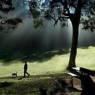 Walking the Dog by Bruce  Watson