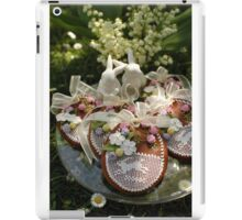 Joyeuses Cookies! iPad Case/Skin