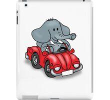 Elephant VW iPad Case/Skin