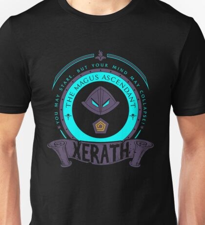 Xerath - The Magus Ascendant Unisex T-Shirt