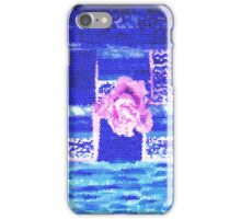 A Rose In The Water by Nikki Ellina iPhone Case/Skin