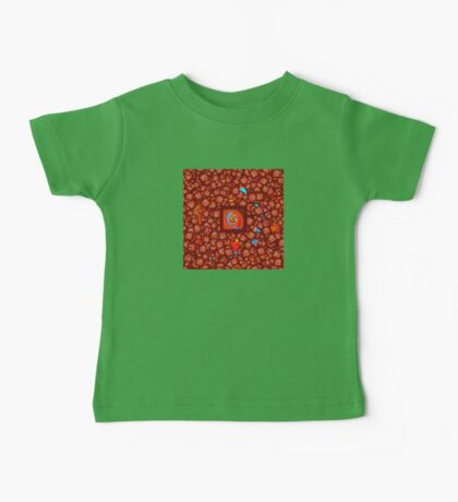 Abstract 0038c Baby Tee