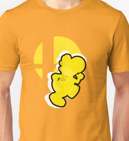 Yoshi (Yellow) - Super Smash Bros. Unisex T-Shirt