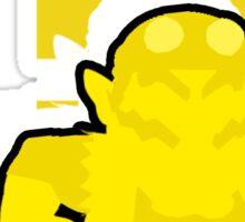 Wario - Super Smash Bros. Sticker