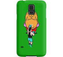 Punch Out King Hippo Samsung Galaxy Case/Skin