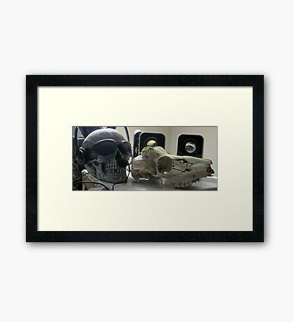 Virtual Reality  Framed Print