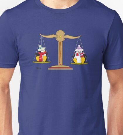 funny zodiac/libra Unisex T-Shirt