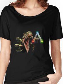 Ark Survival Evolved - Dino Rawr Women's Relaxed Fit T-Shirt