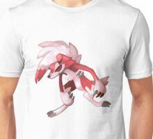 Pokémon - Lycanroc (Midnight Form) Unisex T-Shirt