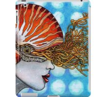 Voyage of a perfect mind.II. iPad Case/Skin