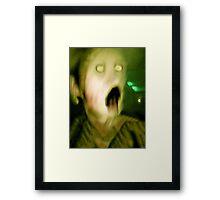 Creature #2 Framed Print