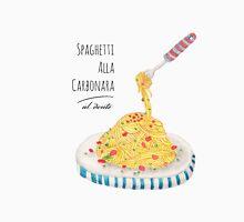 Spaghetti Alla Carbonara Unisex T-Shirt