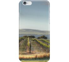 Bay of Shoals Winery iPhone Case/Skin