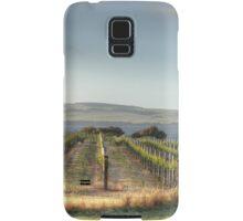 Bay of Shoals Winery Samsung Galaxy Case/Skin