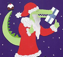 Santa Croc by Susannah Burton-Hopkins