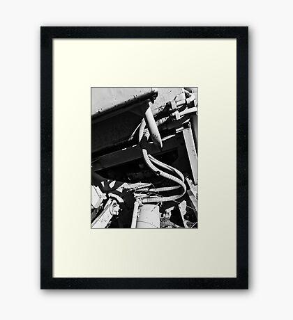 Hose Framed Print