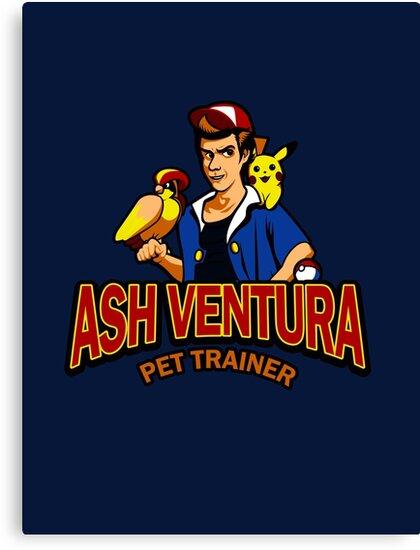 Ash Ventura by DeardenDesign