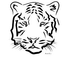 tiger by alexandr-az