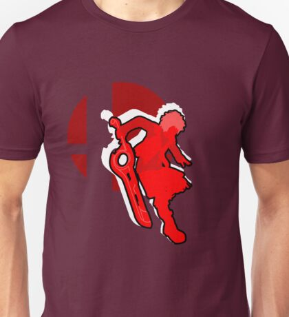 Shulk - Super Smash Bros. Unisex T-Shirt