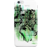 Mother and Son iPhone Case/Skin
