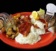 CHIPPY THIS BEATS THE HECK OUT OF NUTS YUM!! >>FUN BREAKFAST WITH CHIPMUNKS PICTURE AND OR CARD by ✿✿ Bonita ✿✿ ђєℓℓσ