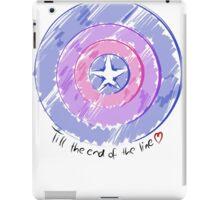 Bisexual, Captain ;) iPad Case/Skin