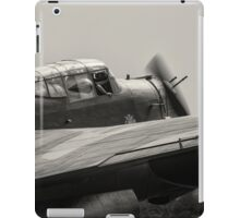 Taxi out iPad Case/Skin