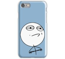 Challenge Accepted! iPhone Case/Skin