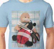 Child abandoned. Unisex T-Shirt