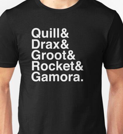 & the guardians Unisex T-Shirt