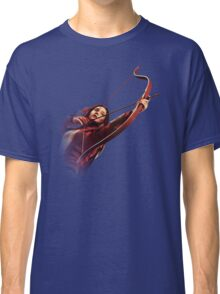 RED MOCKINGJAY Classic T-Shirt
