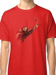 RED MOCKINGJAY Classic T-Shirt