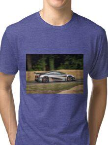 Kopenigsegg One:1 Tri-blend T-Shirt